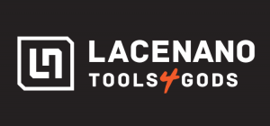 LACEnano logo on black background
