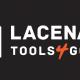 LACEnano logo on black background
