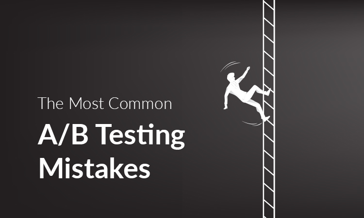 a/b testing mistakes