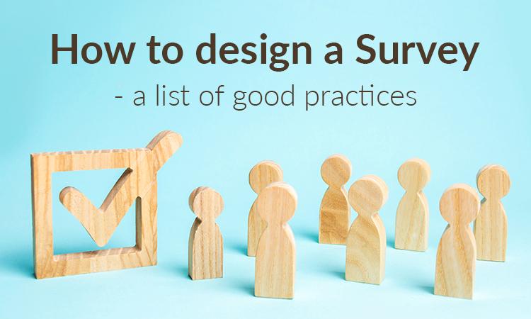 design a survey