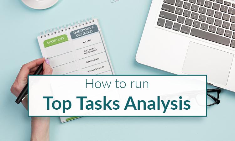 Top Task Analysis