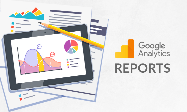 Reports in Google Analytics goodish