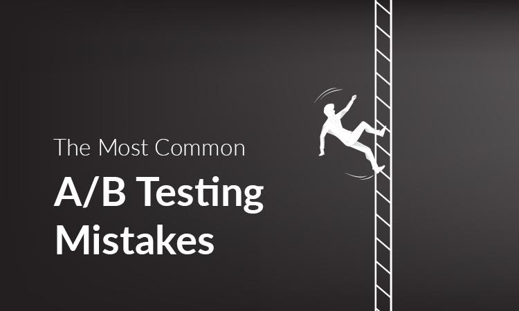 AB testing mistakes
