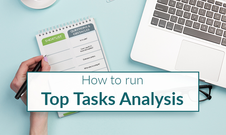 Top Tasks Analysis