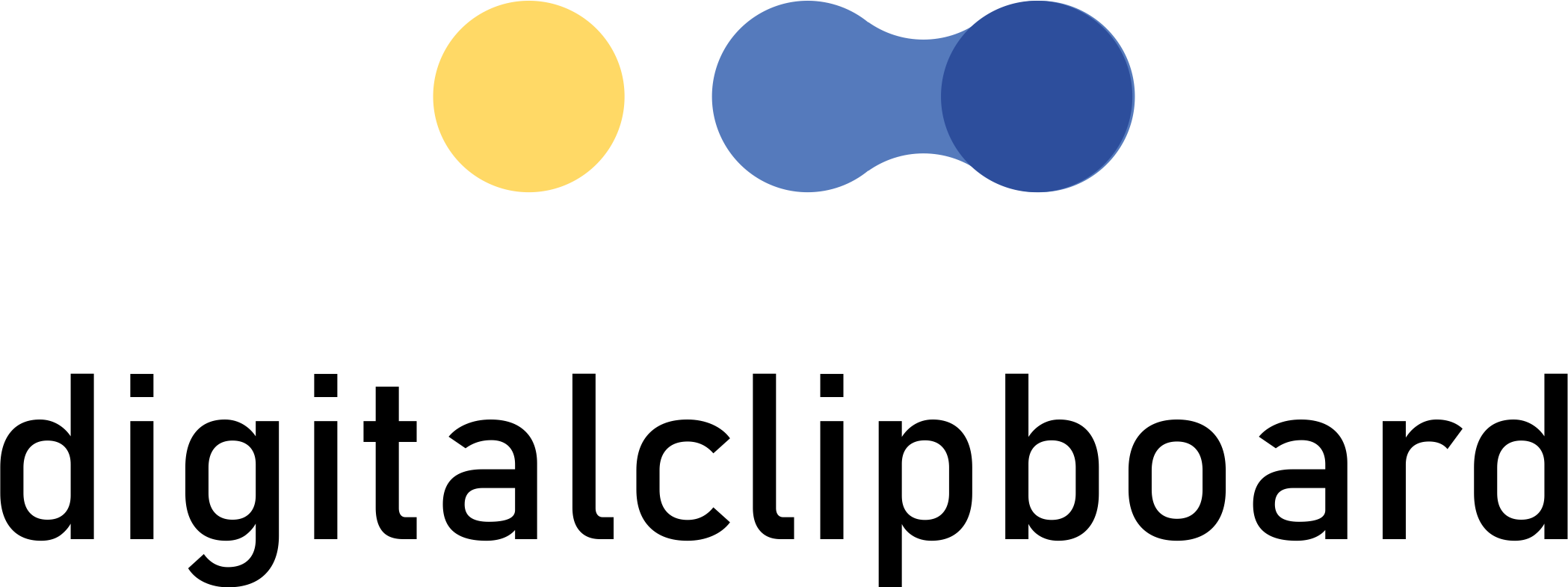Digital Clipboard logo case studies goodish