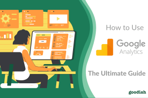 hot to use google analytics - ultimate guide by googdish agency