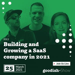 building & growing a SaaS company with dan Daniel from ACS - Goodish Show S1E2