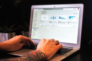 google analytics 4 ga4 by Goodish Agency